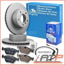 TEVES 24.0126-0185.1 Bremsscheiben Set of 2 ATE