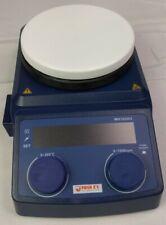 Four Es 5 In Led Digital Hotplate Magnetic Stirrer Ceramic Coat Plate