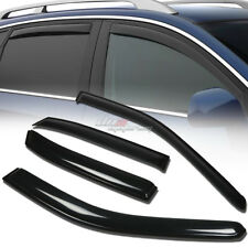 FOR 00-04 AVALON XX20 4DR SMOKE TINT WINDOW VISOR SHADE/VENT WIND/RAIN DEFLECTOR