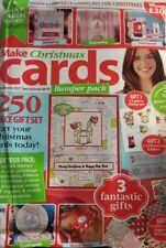 Make Cards Today Series Christmas 2017 Quick cardmaking papercraft FREE SHIPPING
