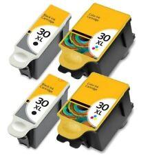 2Set BK&Color Ink For Kodak 30XL ESP 3.2 C310 C315 Office 2150 2170 Hero 3.1 4.2