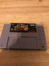Super High Impact (Super Nintendo Entertainment System, 1993)Working Game Only