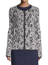 New ESCADA Sevata Printed Cardigan Size XL MSRP $1350