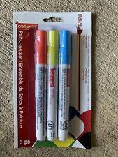 Craft smart paint pen set