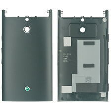 Original Sony Xperia P LT22i Battery Cover, Black