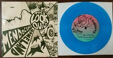 "Lookouts Mendocino Homeland 7"" EP Blue Marbled Vinyl 1990 VG+/NM Condition!!"