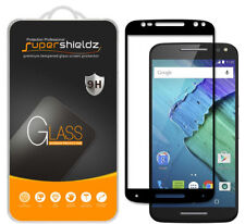 2X Supershieldz Moto X Pure Edition Full Cover Tempered Glass Screen Protector