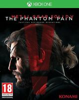 Metal Gear Solid V 5 The Phantom Pain | Xbox One New (4)