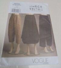 Cut Female Pants Sewing Patterns