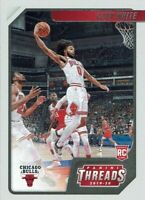 NBA Panini Trading Chronicles 2019/2020 Rookie Card No. 95 Coby White