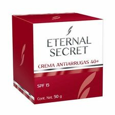 ETERNAL SECRET 40+ ANTI WRINKLE ANTI-ARRUGAS CREAM 50 gr with SPF 15