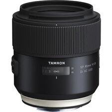 New Tamron SP 85mm f/1.8 Di VC USD Lens - NIKON [F016]
