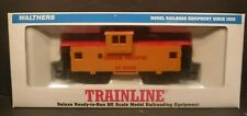 Walthers Extended Vision Caboose Canadian Nation 931-504 HO Scale Train Caboose