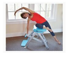 Pilates Pro Chair By Life's a Beach Home Workout Equipment