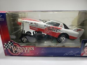 1997 Funny Car Pat Austin 1:24 Scale Red Wing Shoe Winners Circle Kenner hasboro