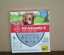 K9 ADVANTIX 2 FOR EXTRA-LARGE DOG ( 2 MONTH SUPPLY ) OVER 55 LBS