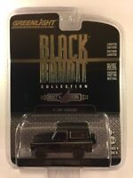 GreenLight Black Bandit '66 1966 Ford Bronco Black Die-cast 1/64 Scale 1 of 4500
