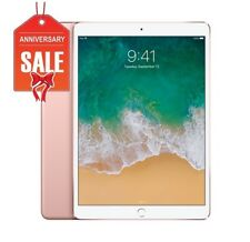 Apple iPad Pro 2nd Gen. 64GB, Wi-Fi, 10.5in - Rose Gold - GREAT CONDITION (R-D)