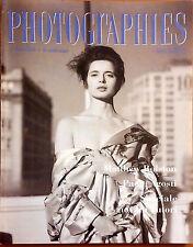 PHOTOGRAPHIES MAGAZINE. ATTUALITÀ' E TENDENZE.  NUMERO 13. 1994