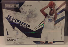 Kevin Durant 2009-10 Panini R&S Rookies & Stars Sharp Shooters Holo-Foil #'d/250