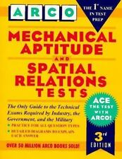 Mechanical Aptitude and Spatial Relations Tests Arco Aptitude Test Preparation