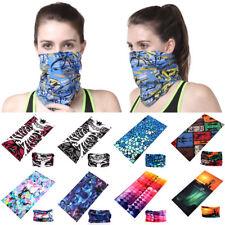 Scarf Women Cycling Unisex Magic Mask Snood Neck Headwear Tube Men Headband