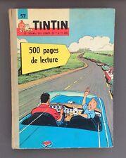 Le journal de Tintin reliure n°57 du n°756 à 765. 1963