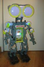 meccano robot meccanoid , figurines , collection , jouet