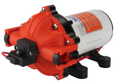 SEAFLO 12V 4.0GPM 13A Heavy-Duty Marine Water Pump Automatic With Fittings 60PSI