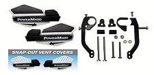 Powermadd White / Black Star Handguards & Mount Kit Off-Road Motorcycles & ATV's