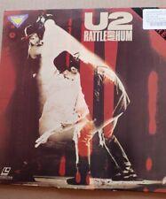 Laserdisc - U2 Rattle and Hum