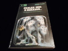 Bibliothèque Marabout Fantastique 425 Robert Bloch : Parlez-moi d'horreur