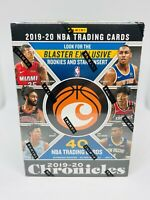 2019-20 Panini Chronicles Basketball Blaster Box Brand New Factory Sealed