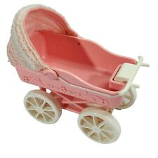 1998 Mattel Barbie's Tiny Steps Baby Carriage sister Kelly 1809Hf