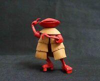 TMNT TEENAGE MUTANT NINJA TURTLES FOOT FIRE MYSTIC action figure Prototype #DR3