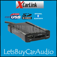 XCARLINK SKU224 MAZDA USB, SD, MP3 INTERFACE FOR 2, 3, 5, 6 MX5, RX8, TRIBUTE