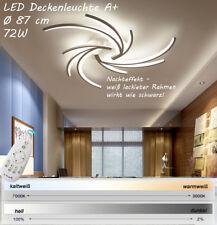 2042-3WJ  LED Deckenleuchte Fernbedienung Lichtfarbe/Helligkeit einstellbar A+