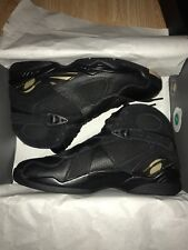 667e8d1cb27145 Black Air Jordan Retro VIII x Drake OVO. Authentic