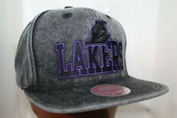 Los Angeles Lakers Mitchell & Ness NBA Team Snow Snapback,Hat,Cap  $ 60.00 NEW
