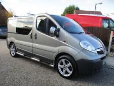 Vivaro Automatic Commercial Vans & Pickups with Alarm
