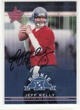 JEFF KELLY SEATTLE SEAHAWKS SOUTHERN MISSISSIPPI UNIVERSITY AUTOGRAPHED CARD