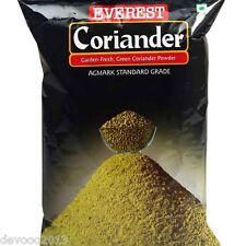 Everest Green Coriander Seed Powder Organic Spices Dhaniya Powder Sealed Foil