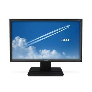 "Acer V6 24"" FHD 1080p Widescreen LCD Desktop Monitor (V246HQLBI)"