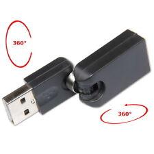 Adattatore USB Maschio a USB Femmina con Rotazione 360° Gradi Angolare