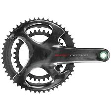 CAMPAGNOLO SUPER RECORD Carbon 12 Speed Chainset / Crankset 50-34T Compact 170mm