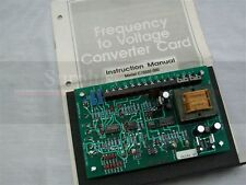 Carotron Frequency to voltave Converter Card C10330-000