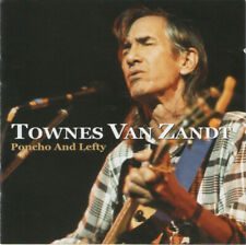 Townes Van Zandt Poncho And Lefty 2-CD NEW SEALED 2004
