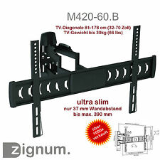 Support mural TV ultra plat 32-70 pouces LED LCD support VESA 600 x 400 55 60 65