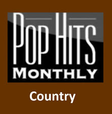 Pop Hits Monthly Country Karaoke Disc July  2010         1007C