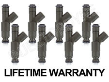 Ford E150 F150 4.6 V8 04-09 FUEL INJECTOR SET LIFETIME WARRANTY